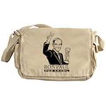 Ron Paul Pub Crawl Messenger Bag