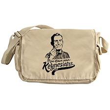 Pipe Down Keynesians Messenger Bag