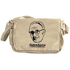 Rothbard Freedom Fighter Messenger Bag