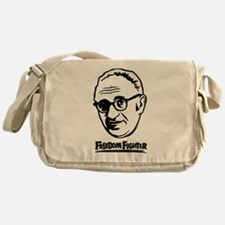 Rothbard Freedom Fighter Messenger Bag