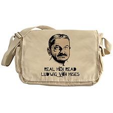 Read von Mises Messenger Bag