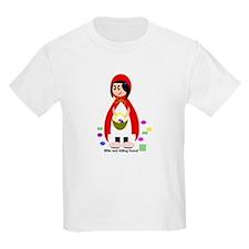Little Red Riding Hood Kids T-Shirt