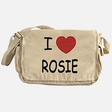 I heart rosie Messenger Bag