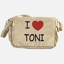 i heart toni Messenger Bag