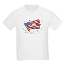 Grand Old Flag Kids T-Shirt