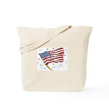 Grand Old Flag Tote Bag