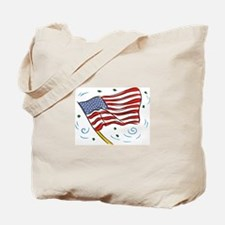 Grand Old Flag Tote Bag