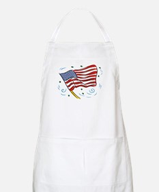 Grand Old Flag BBQ Apron
