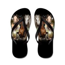 Unique Horse lovers Flip Flops