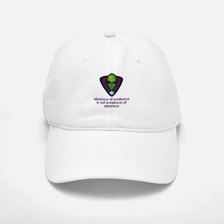 Aliens Exist Baseball Baseball Cap