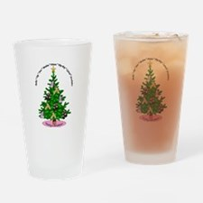 Unique Dancewear Drinking Glass