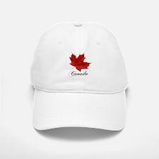 Show your pride in Canada Baseball Baseball Cap