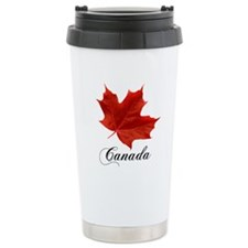 Show your pride in Canada Travel Mug