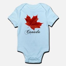 Show your pride in Canada Infant Bodysuit
