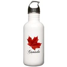 Show your pride in Canada Water Bottle