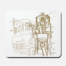 Mech tech engineering Mousepad