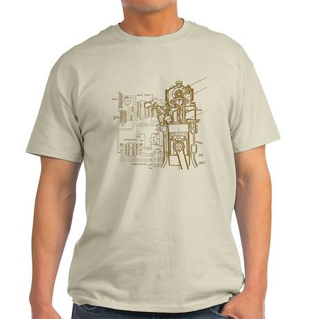 Mech tech engineering Light T-Shirt