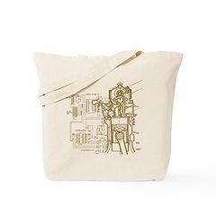 Mech tech engineering Tote Bag
