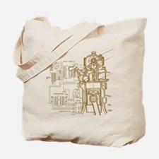 Mech tech engineering Tote Bag