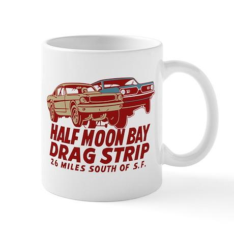 Half Moon Bay Drag Strip Mug