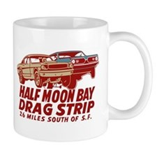 Half Moon Bay Drag Strip Mug
