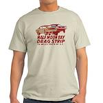 Half Moon Bay Drag Strip Light T-Shirt