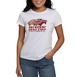 Half Moon Bay Drag Strip Women's T-Shirt