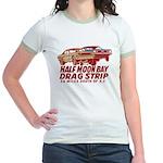 Half Moon Bay Drag Strip Jr. Ringer T-Shirt