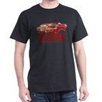 Half Moon Bay Drag Strip Dark T-Shirt