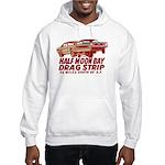 Half Moon Bay Drag Strip Hooded Sweatshirt