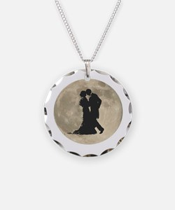 Ballroom Moon Dancers Necklace