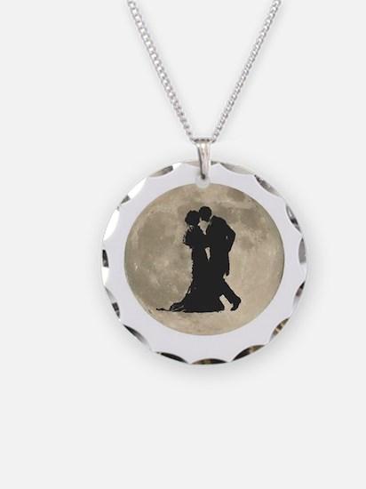Ballroom Moon Dancers Necklace