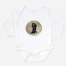 Ballroom Moon Dancers Long Sleeve Infant Bodysuit