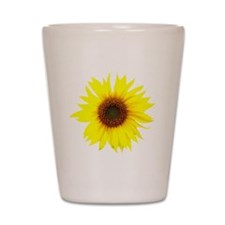 NH Sunflower Shot Glass
