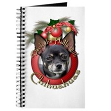 Christmas - Deck the Halls - Chihuahuas Journal