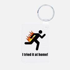 I Tried It At Home Keychains