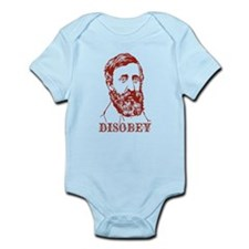 Thoreau Disobey Infant Bodysuit
