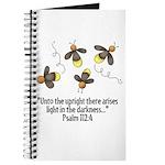 Fireflies & Bible Scripture Journal
