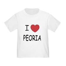 I heart peoria T