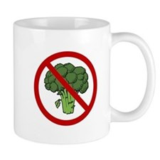 No Broccoli Mug