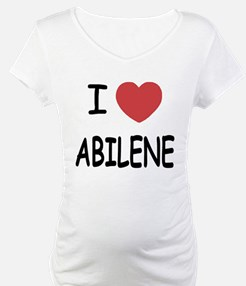 I heart abilene Shirt