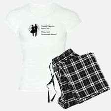 Square Dancers Never Die Pajamas