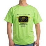 Super Bass Green T-Shirt