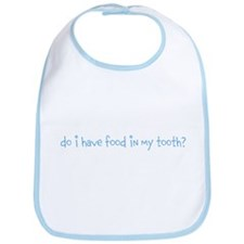 Unique Tooth Bib