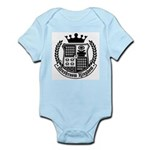 Mushroom Kingdom Infant Bodysuit