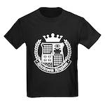 Mushroom Kingdom Kids Dark T-Shirt