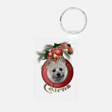 Christmas - Deck the Halls - Cairns Keychains