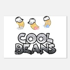 Cool Beans By Creativo Design Postcards (Package o