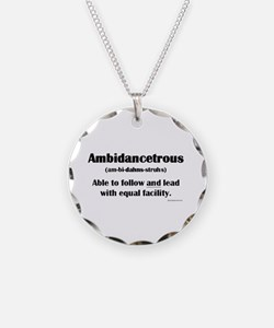 Ambidancetrous Necklace