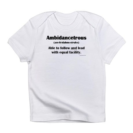 Ambidancetrous Infant T-Shirt